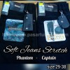 Celana Jeans Boss Stretch Soft Terbaru Phantom dan Captain